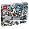 76131 Lego Super Heroes Битва на базе Мстителей, Лего Супергерои Marvel, фото 2