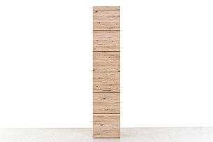 Шкаф пенал 1Д (Oskar 1DG), коллекции Оскар, Дуб Санремо, Анрэкс (Беларусь), фото 2