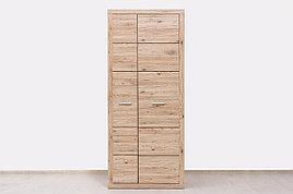 Шкаф для одежды 2Д (Oskar 2D) коллекции Оскар, Дуб Санремо, Анрэкс (Беларусь)