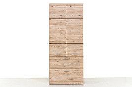 Шкаф для одежды 2Д  (Oskar 2D3S), коллекции Оскар, Дуб Санремо, Анрэкс (Беларусь)
