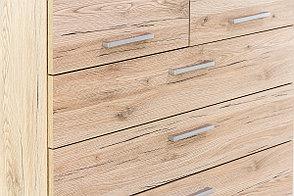 Шкаф для одежды 2Д (Oskar 2D3S), коллекции Оскар, Дуб Санремо, Анрэкс (Беларусь), фото 3