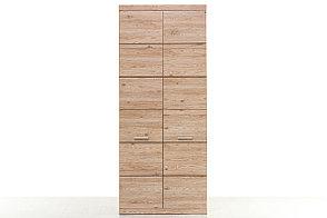 Шкаф для одежды 2Д (Oskar 2DG) коллекции Оскар, Дуб Санремо, Анрэкс (Беларусь), фото 2
