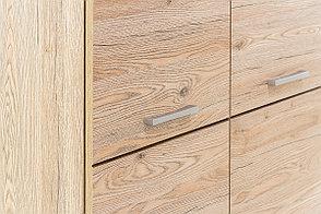 Шкаф для одежды 2Д (Oskar 2DG) коллекции Оскар, Дуб Санремо, Анрэкс (Беларусь), фото 3