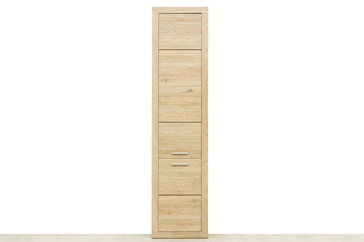 Шкаф для белья 2Д (Oskar 2D), коллекции Оскар, Дуб Санремо, Анрэкс (Беларусь)