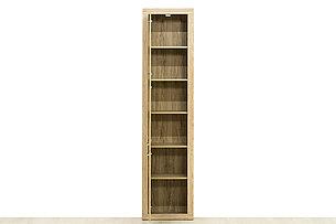 Шкаф для белья 2Д (Oskar 2D), коллекции Оскар, Дуб Санремо, Анрэкс (Беларусь), фото 2