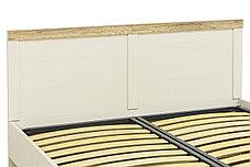Кровать двуспальная (Provans 140), коллекции Прованс, Дуб Кантри, Анрэкс (Беларусь), фото 2