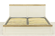 Кровать двуспальная (Provans 140), коллекции Прованс, Дуб Кантри, Анрэкс (Беларусь), фото 3