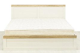 Кровать двуспальная (Provans 160с подъемником), коллекции Прованс, Дуб Кантри, Анрэкс (Беларусь)