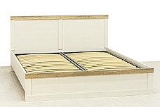 Кровать двуспальная (Provans 160с подъемником), коллекции Прованс, Дуб Кантри, Анрэкс (Беларусь), фото 3