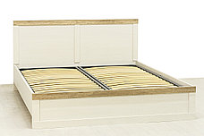 Кровать двуспальная (Provans 180), коллекции Прованс, Дуб Кантри, Анрэкс (Беларусь), фото 3
