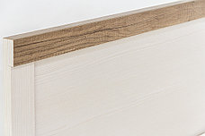 Кровать односпальная (Provans 90), коллекции Прованс, Дуб Кантри, Анрэкс (Беларусь), фото 3