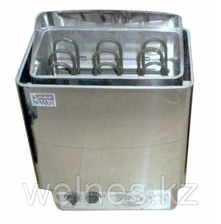Электрическая печь для сауны SCA-06A (6,0 кВт, c пультом)