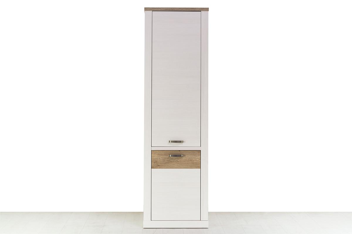 Шкаф для белья 2Д (Provans 2D), коллекции Прованс, Дуб Кантри, Анрэкс (Беларусь)