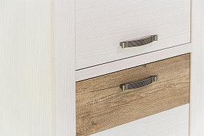 Шкаф для белья 2Д (Provans 2D), коллекции Прованс, Дуб Кантри, Анрэкс (Беларусь), фото 2