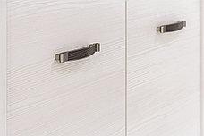 Шкаф для одежды  2Д  (Provans 2DG1S) коллекции Прованс, Дуб Кантри, Анрэкс (Беларусь), фото 2