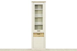 Шкаф витрина 2Д (Provans 1V1D), коллекции Прованс, Дуб Кантри, Анрэкс (Беларусь), фото 2