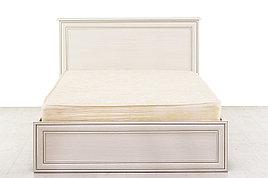 Кровать односпальная (Tiffany 120), коллекции Тиффани, Вудлайн Кремовый, Анрэкс (Беларусь)