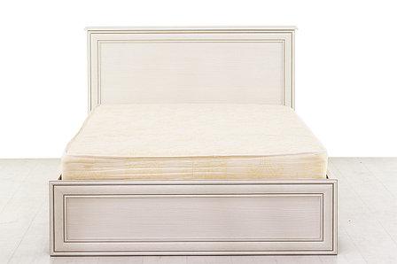 Кровать односпальная (Tiffany 120), коллекции Тиффани, Вудлайн Кремовый, Анрэкс (Беларусь), фото 2