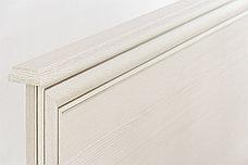 Кровать односпальная (Tiffany 120), коллекции Тиффани, Вудлайн Кремовый, Анрэкс (Беларусь), фото 3