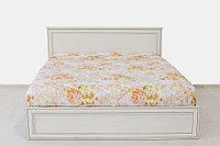 Кровать двуспальная (Tiffany 140 с подъемником), коллекции Тиффани, Вудлайн Кремовый, Анрэкс (Беларусь)