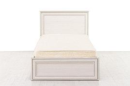 Кровать односпальная (Tiffany 90), коллекции Тиффани, Вудлайн Кремовый, Анрэкс (Беларусь)