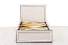 Кровать односпальная (Tiffany 90), коллекции Тиффани, Вудлайн Кремовый, Анрэкс (Беларусь), фото 2
