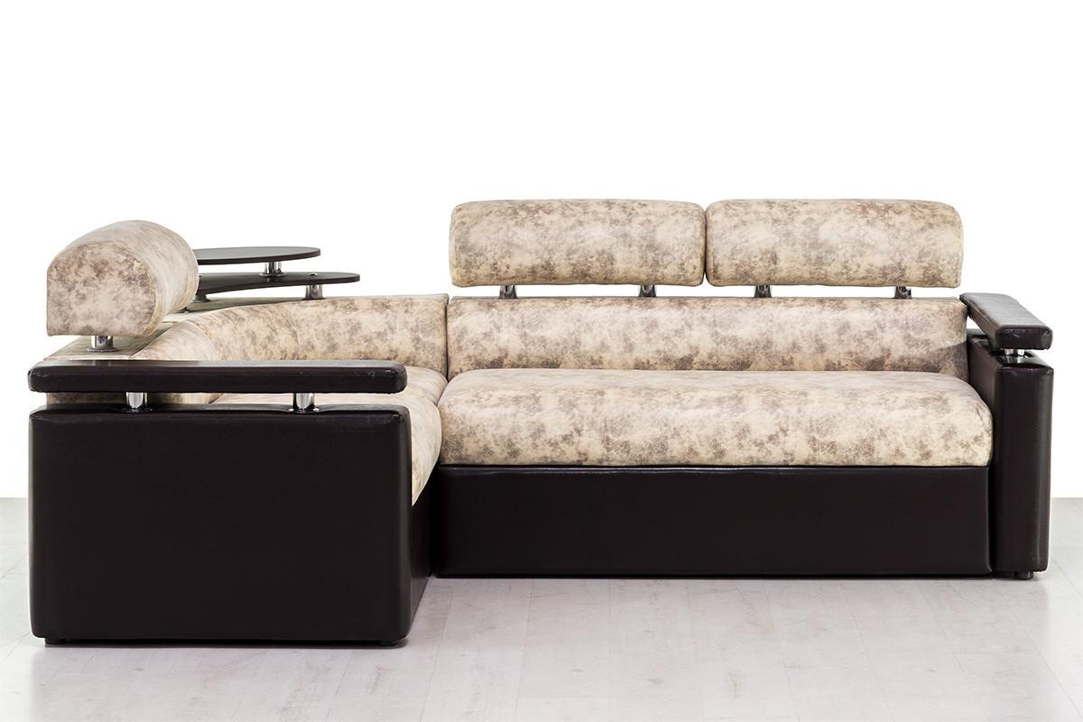 Комплект мягкой мебели Парнас 3, Бежевый, Нижегородмебель и К(Россия)