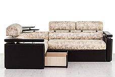 Комплект мягкой мебели Парнас 3, Бежевый, Нижегородмебель и К(Россия), фото 2