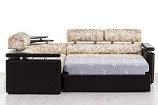 Комплект мягкой мебели Парнас 3, Бежевый, Нижегородмебель и К(Россия), фото 3