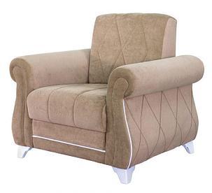 Комплект мягкой мебели Роуз, Бежевый, Нижегородмебель и К(Россия), фото 2