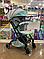 Прогулочная коляска Baby Grace  Menthol/Grey, фото 2