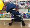 Прогулочная коляска Slillmax GK01 Blue Jeans, фото 2