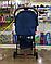 Прогулочная коляска Slillmax GK01 Blue Jeans, фото 6