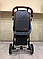 Детская коляска 3 в 1 Skillmax Grey, фото 3