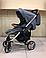 Детская коляска 3 в 1 Skillmax Grey, фото 4
