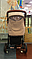 Детская коляска 3 в 1 Skillmax Biege, фото 4