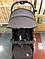 Прогулочная коляска TM Dark Grey, фото 6