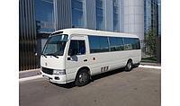 Прокат аренда авто Автобус Toyota Coastra (28 мест)