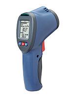 CEM Instruments DT-8663 - 50°C до +380 °C, 20:1, погрешность ±1,5%, разр. 0,1 °C, измерение влажности, точка