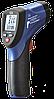 DT-8863 Профессиональный пирометр - 50°C до +800°C, 20:1, погр. ±1,5%, разр. 0,1°C, 2-ой лазерный указатель