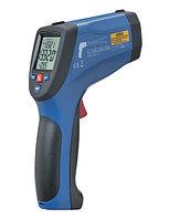 DT-8867H Профессиональный пирометр - 50°C до +1650°C, 30:1, погр. ±1,5%, разр. 0,1°C, USB, 2-ной лазерный указатель, фото 1