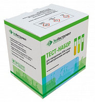 Экоинструмент LEI-5160 Реагенты для ХПК без разбавления: от 10 до 160 мг/л LEI-5160
