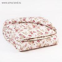 Одеяло тёплое, синтетическое «Эконом», размер 175х205 см ( ± 5 см), цвет МИКС, холлофан, п/э чехол
