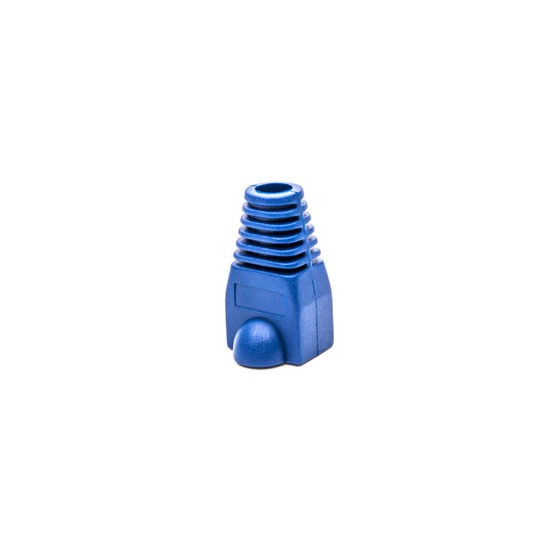 SHIP S903-Blue Бут (Колпачок), Cat. 6, UTP, Синий