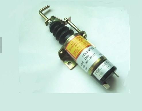 220vac тормоза электромагнитный клапан 3660719, фото 2