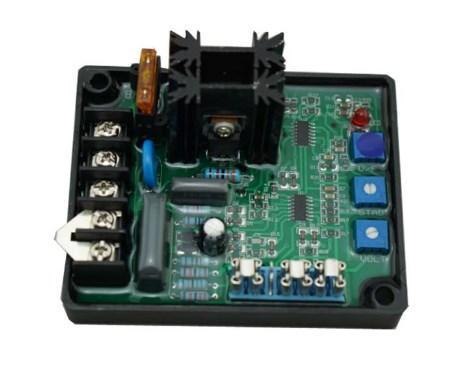 Электрический запасные части GAVR-8A автоматический регулятор напряжения для дизельного генератор, фото 2