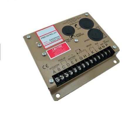 Мотор генератора запасные части для дизельных двигателей блок регулятора электронной скорости ESD5500E, фото 2