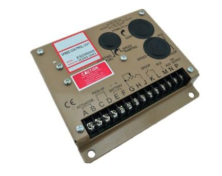 Электронные части генератора устройство управления скоростью ESD5500E блок управления скоростью