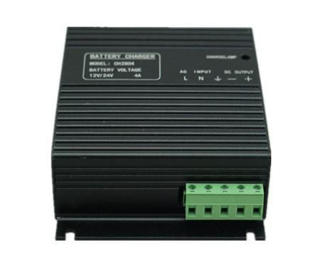 12 В V 4ah дизель зарядное устройство генератора ZH-CH2804 с хорошей цено, фото 2