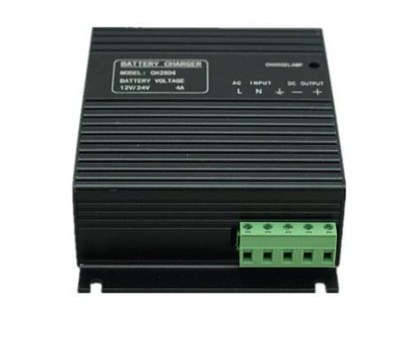 12 В V 4ah дизель зарядное устройство генератора ZH-CH2804, фото 2